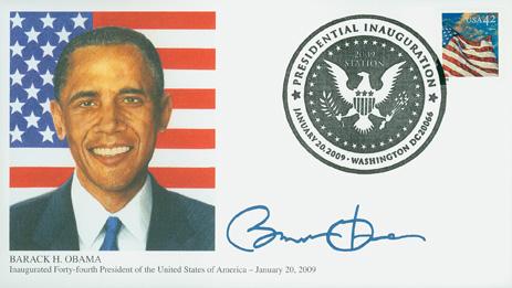 2009 Inauguration Cover - President Barack Obama