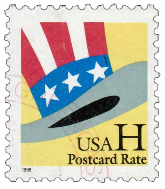 1998 Yellow Hat 'H' Rate