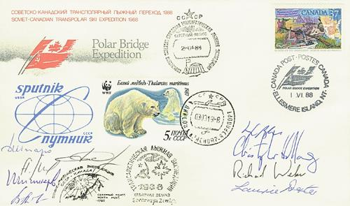 North Pole Expedition Cover