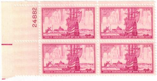 1953 3¢ New York City