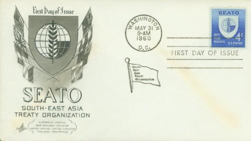 1960 4c SEATO