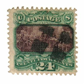 1869 24c Declaration of Independence