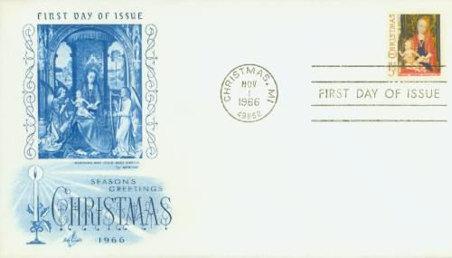 US #1321 – Classic First Day Cover.