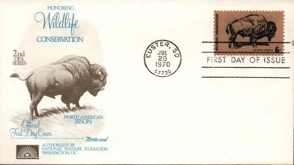 1970 6c Wildlife Conservation