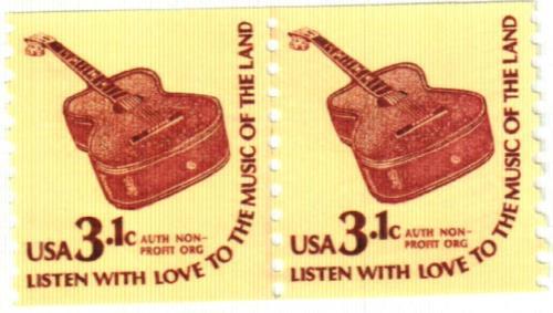 1979 3.1c Americana Series: Guitar