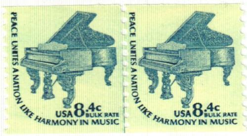 1978 8.4c Grand Piano, coil