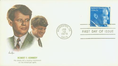 1979 15c Robert F. Kennedy