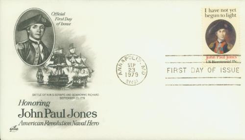 1979 15c John Paul Jones