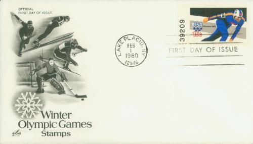 1980 Winter Olympics, Skater 15c