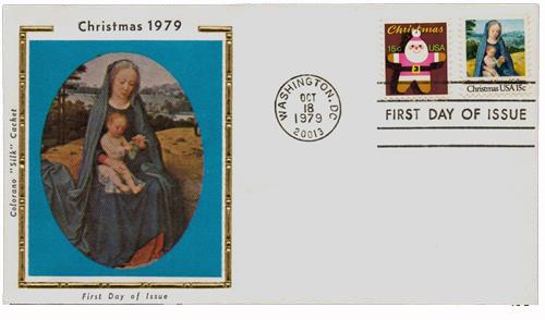 1979 15c Christmas