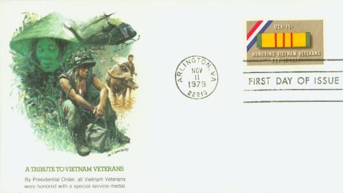 1979 15c Vietnam Veterans