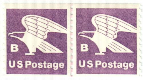 1981 18c B-rate Eagle, coil