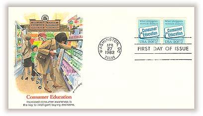 1982 20c Consumer Education