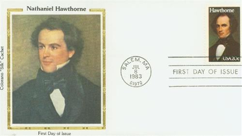 essay on nathaniel hawthorne biography