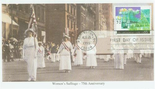 1995 32c Women's Suffrage