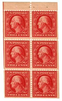 1908 2c carmine
