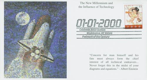 Millennium Special Event Cover 2000 Baby