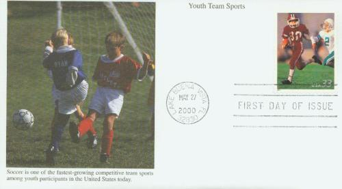2000 33c Football