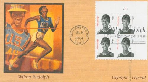 2004 23c wilma rudolph for sale at mystic stamp company voltagebd Gallery