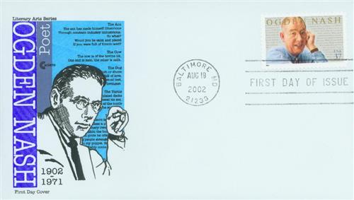 Nash Classic First Day Cover