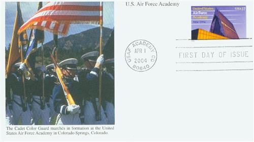 2004 37c U.S. Air Force Academy