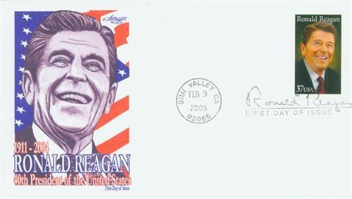 2005 37c Ronald Reagan