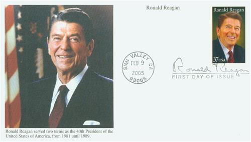 2005 37c Ronald Reagan