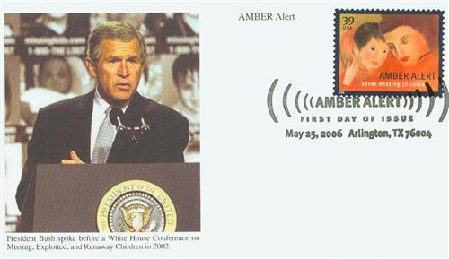 2006 39c Amber Alert