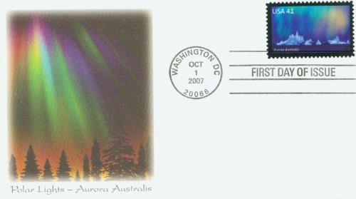 2007 41c Polar Lights: Aurora Australis for sale at Mystic