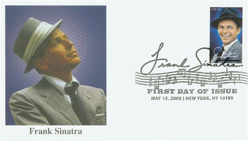 2008 42c Frank Sinatra