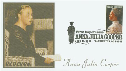 2009 44c Anna Julia Cooper