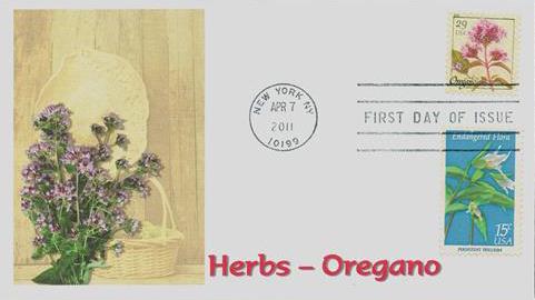 2011 29c Herbs: Oregano