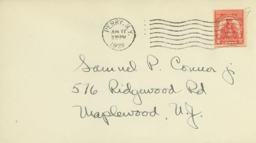 1929 2c Sullivan's Expedition