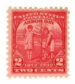 1932 2c Arbor Day