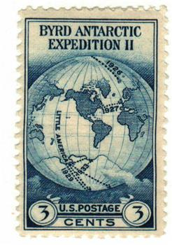 1933 3c Byrd Antarctic Expedition