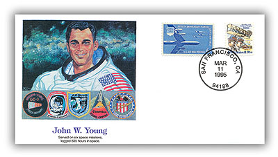1995 POF John W. Young Cover
