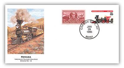 1994 Nevada's Virginia and Truckee R.R.