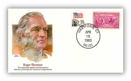 1982 PRA Roger Sherman