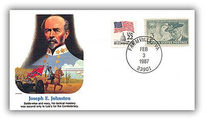 1987 Joseph E Johnston Comm Cvr