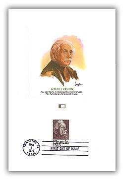 1979 15c Albert Einstein