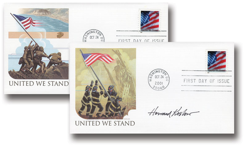 2002 United We Stand Set/2 in Pres