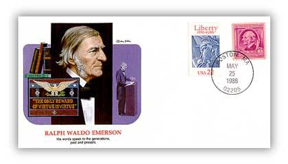 1988 Ralph W. Emerson Cover