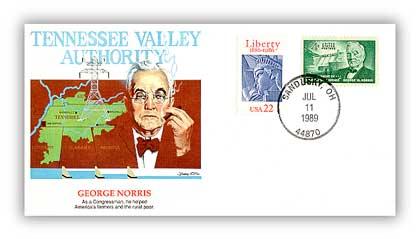 1989 George Norris Cover