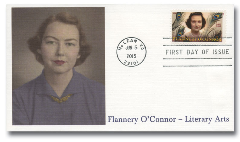 2015 93c Literary Arts: Flannery O'Connor
