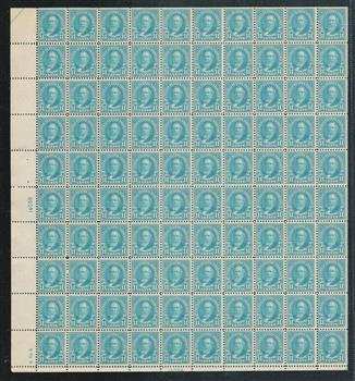 1922 11c Hayes, blue, perf 11