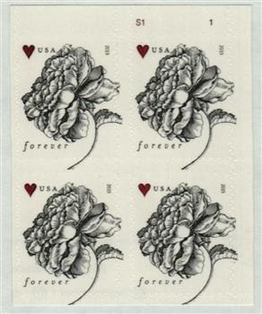 2015 First Class Forever Stamp Wedding Series Engraved Vintage Rose For Sale At Mystic Stamp