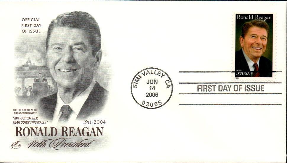 2006 39c Ronald Reagan