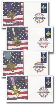 2016 First-Class Forever Stamp - Distinguished Service Cross Medals
