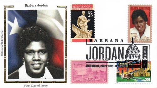 barbara jordan essay winners