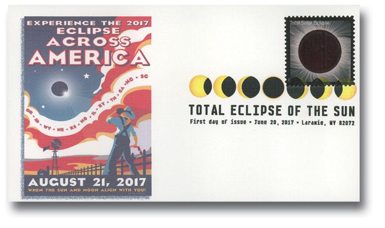 2017 49c Total Solar Eclipse